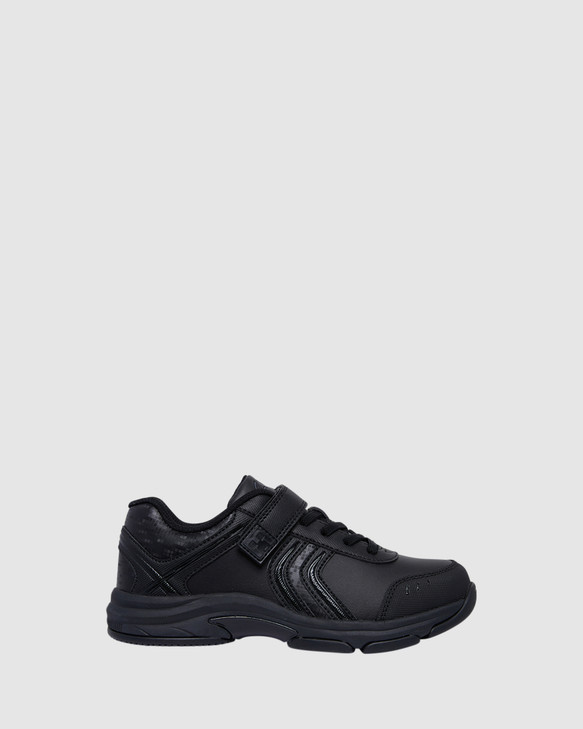 Shoes and Sox Ace Black