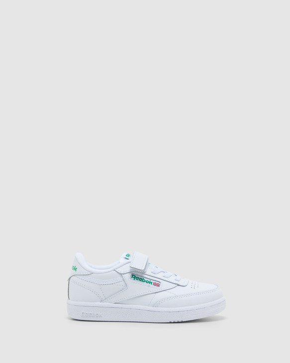 Shoes and Sox Club C 1V Ps White/Green