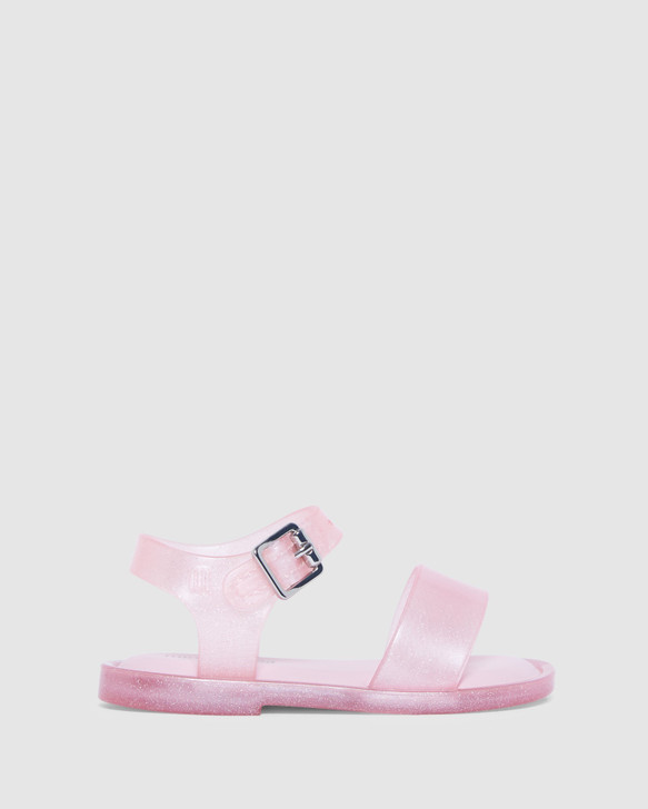 Shoes and Sox Mar Sandal Iv Bb Pink Glitter