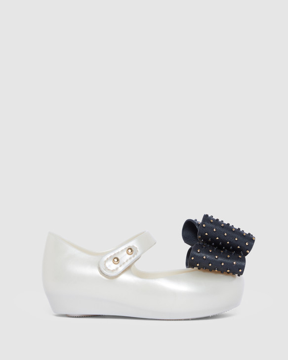 Shoes and Sox Ultragirl Sweet Vii Bb Pearl/Black