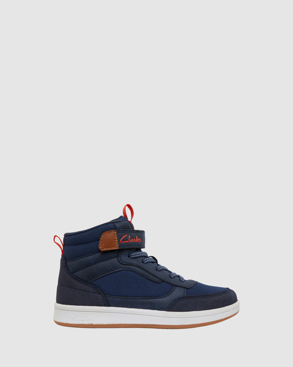 Shoes and Sox Dodger Navy