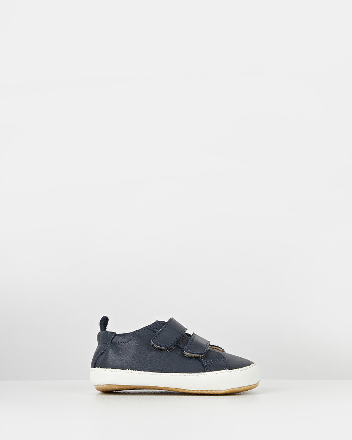 Shoes and Sox Bambini Markert B Navy/White