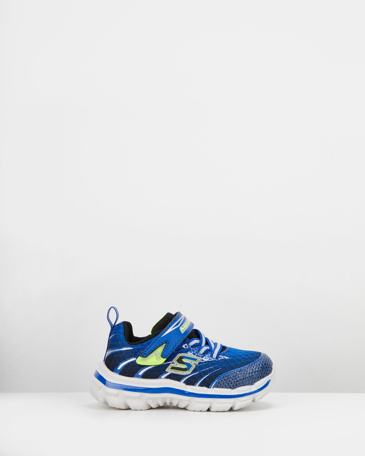Shoes and Sox Nitrate   Pulsar Inf Blue Multi