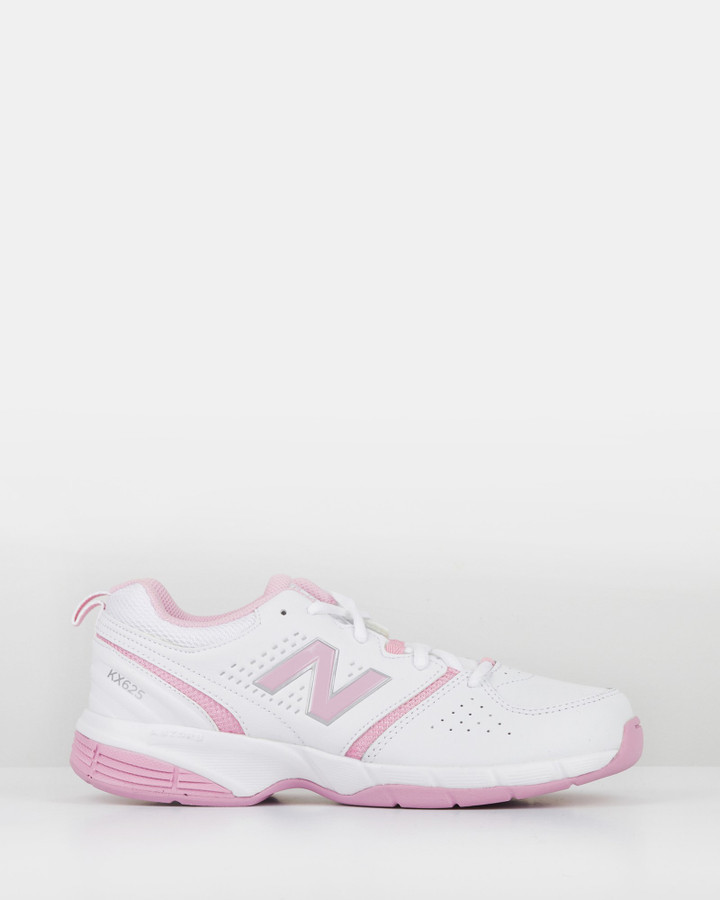 Shoes and Sox 625 Laces V2 G White/Pink