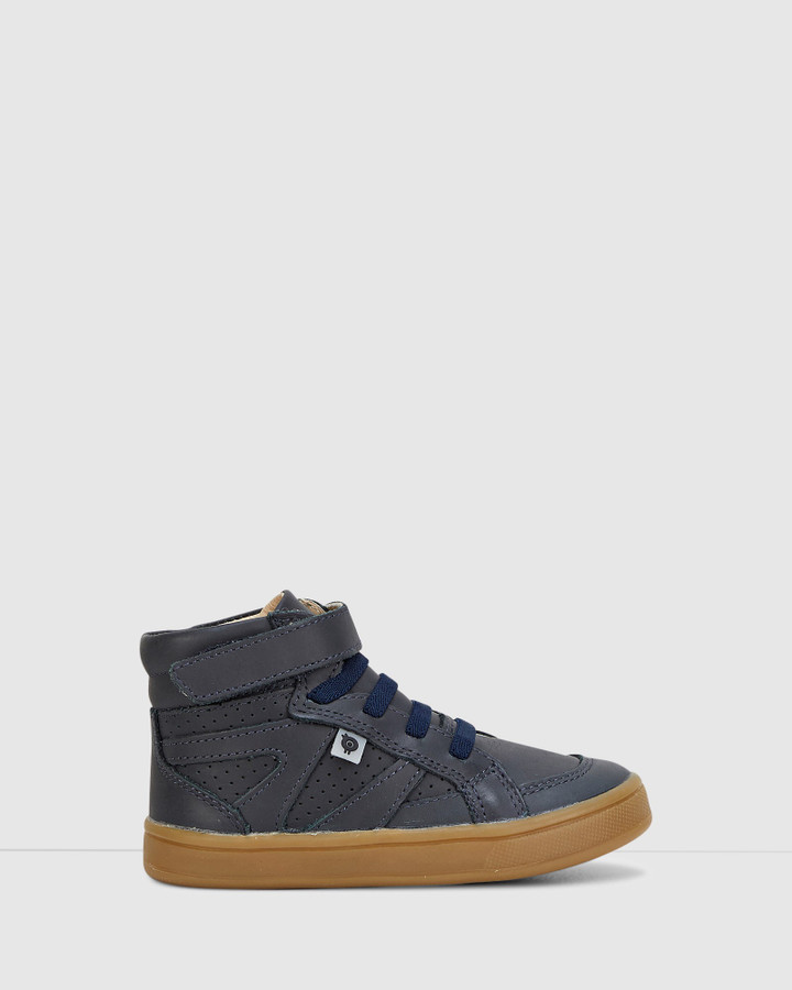 Shoes and Sox Urban Starter Shoe B Navy