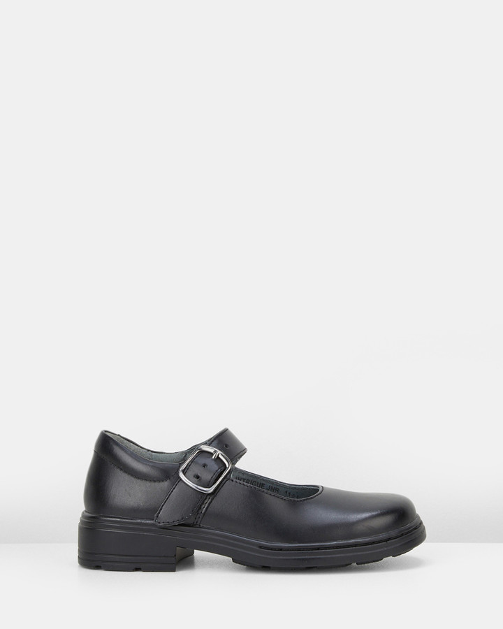 Shoes and Sox Intrigue Jnr Black