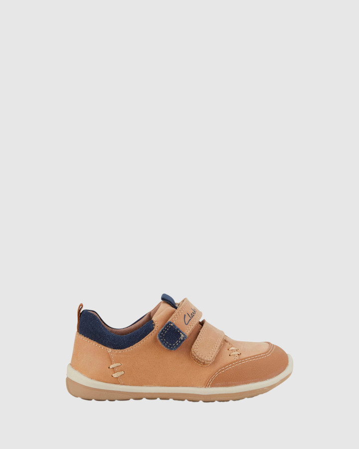 Shoes and Sox Marco Tan/Navy
