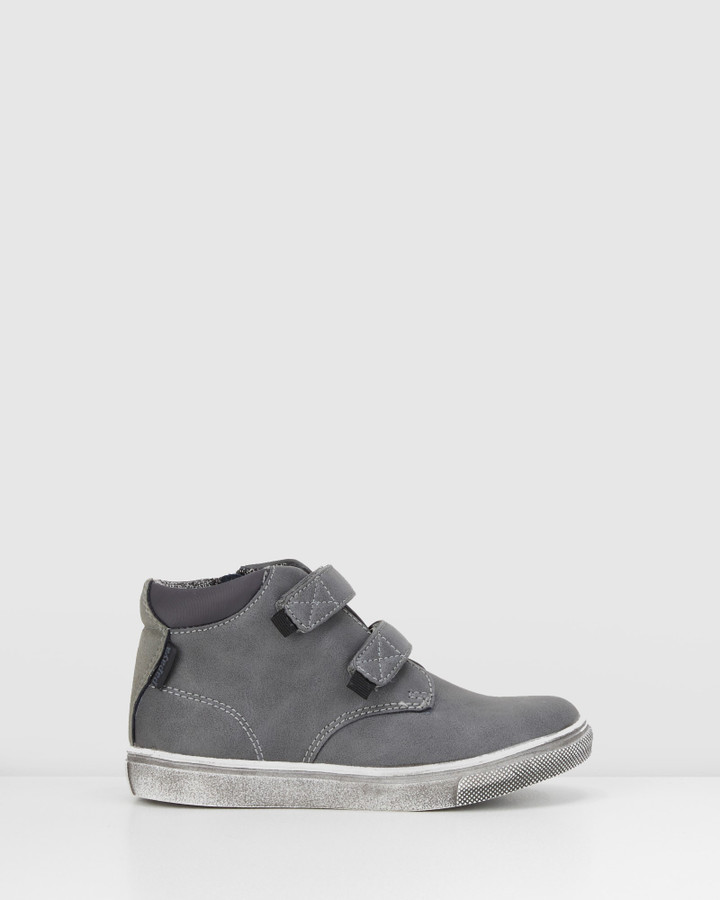 Shoes and Sox Tailor Sf Boot B Grey