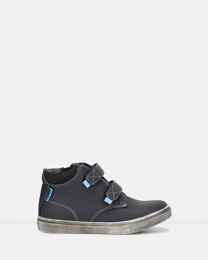 Shoes and Sox Tailor Sf Boot B Black