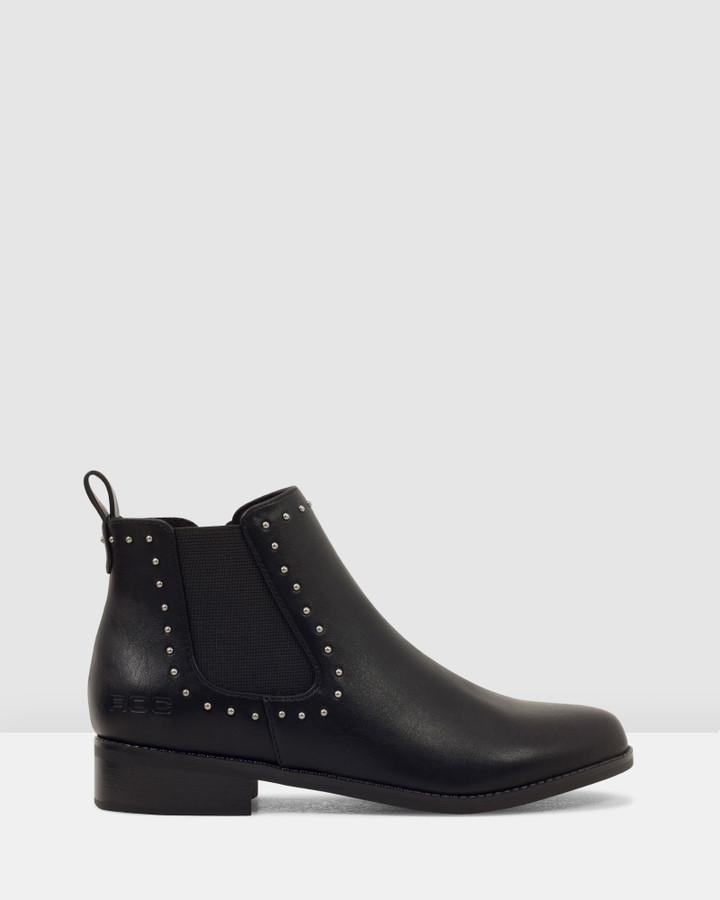 Shoes and Sox Zoey Boot Black