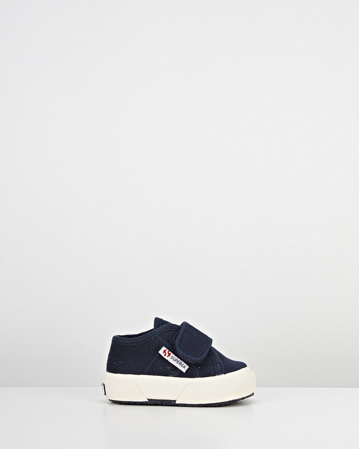 Shoes and Sox 2750 Bvel Inf B Navy