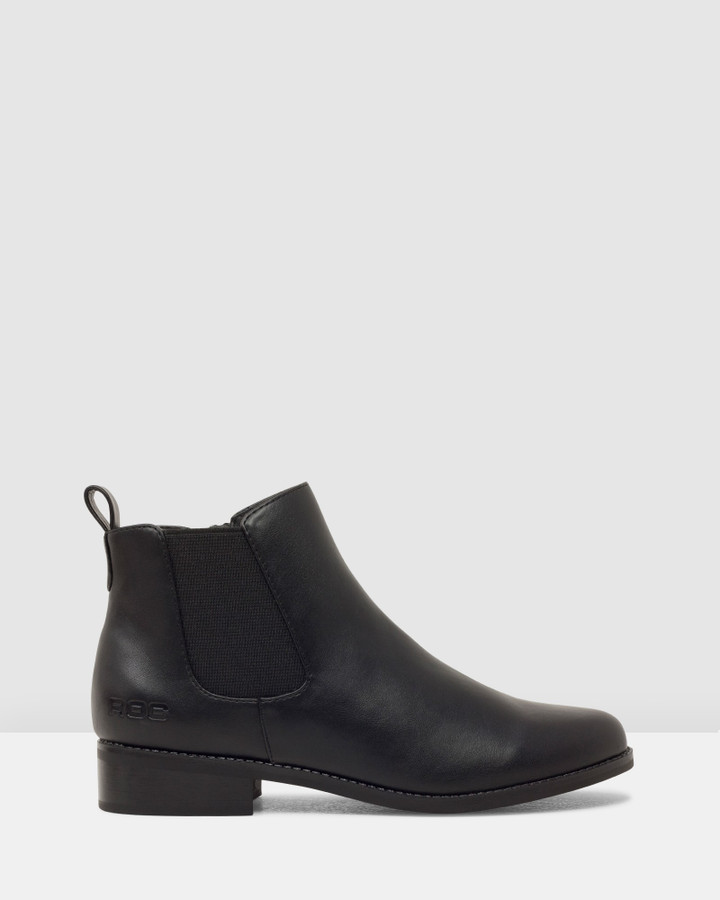Shoes and Sox Zack Ii Boot Black