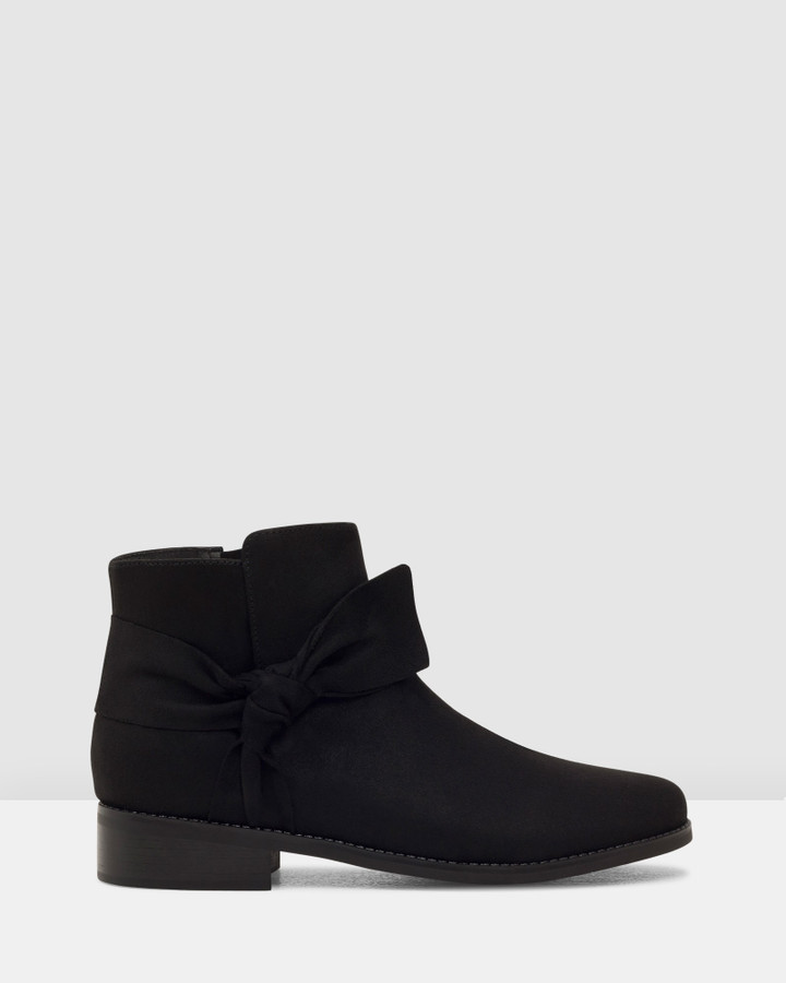 Shoes and Sox Zest Boot Black