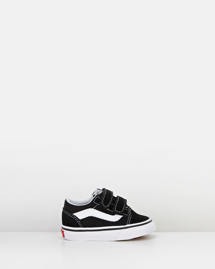 Shoes and Sox Old Skool V Inf B Black