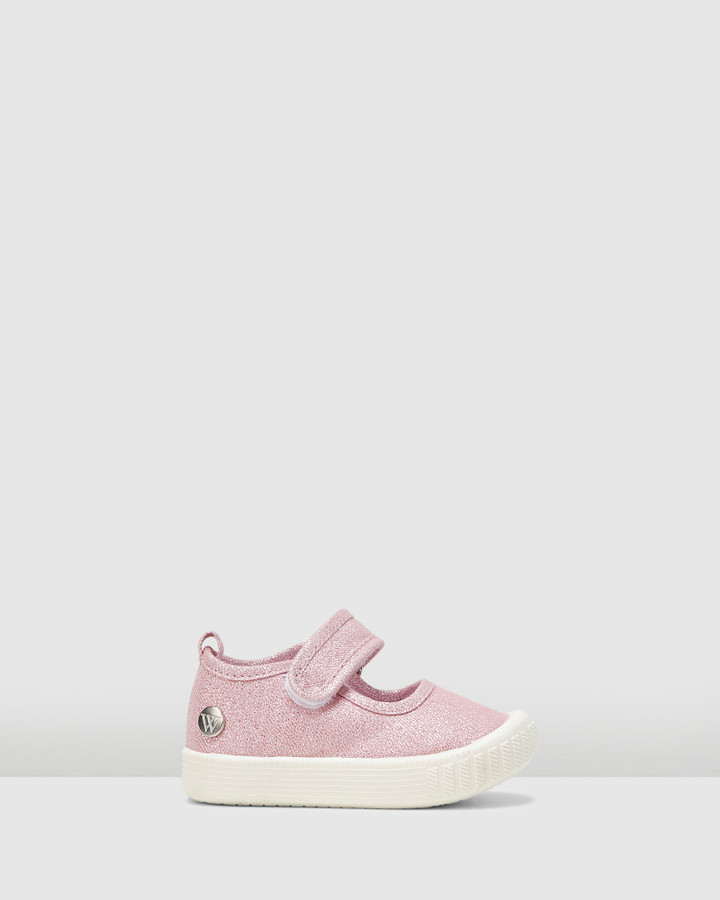 Shoes and Sox Classic Mj   Metallic Ii Blush