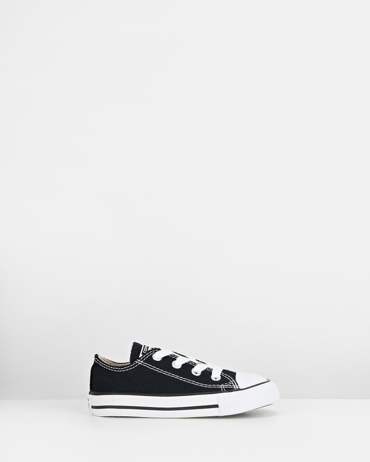 Shoes and Sox Chuck Taylor As Core Ox Inf Black