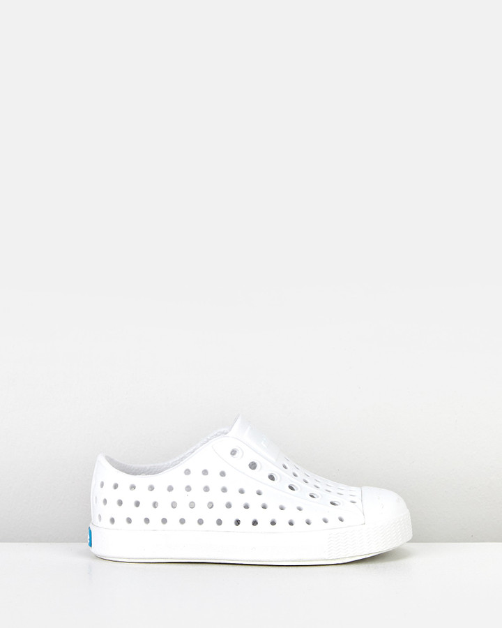 Shoes and Sox Jefferson B Ii Inf White