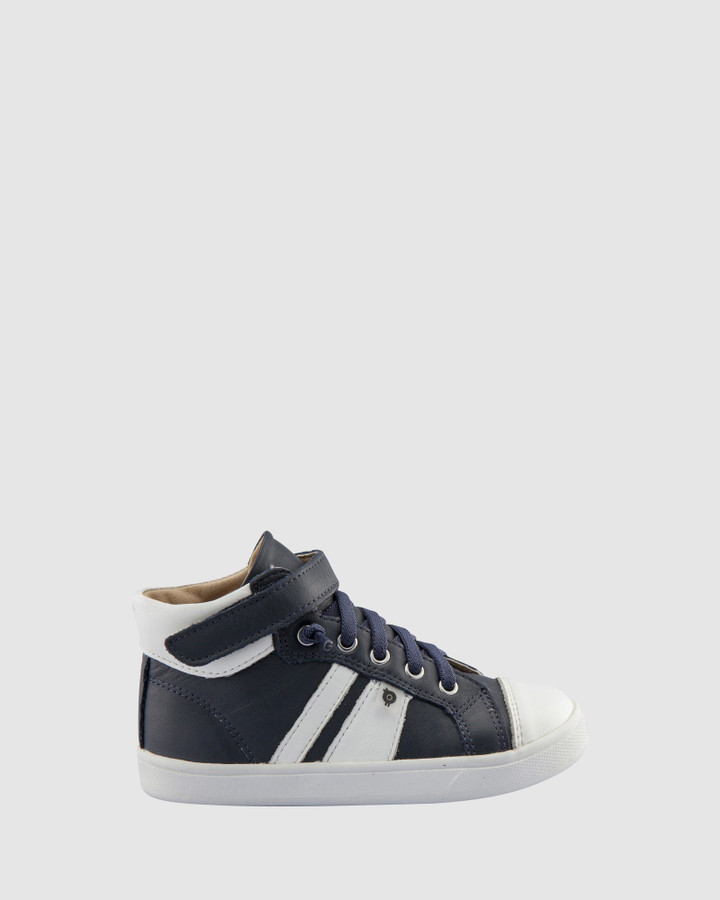 Shoes and Sox Urban Earth B Navy/White