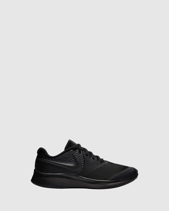Shoes and Sox Star Runner 2 Gs B Black/Anthracite/Black
