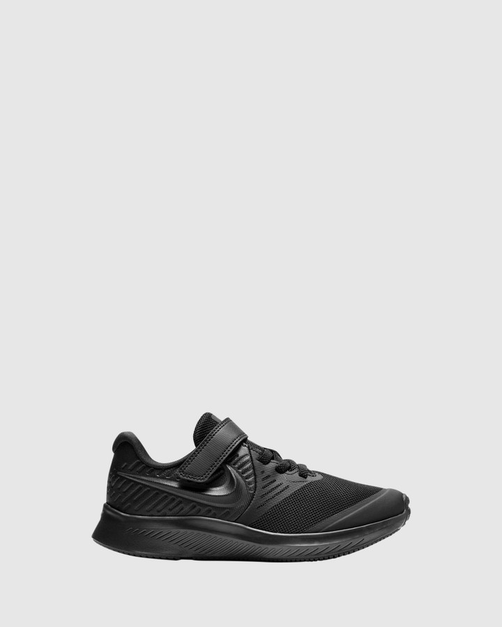 Shoes and Sox Star Runner 2 Ps B Black/Anthracite/Black