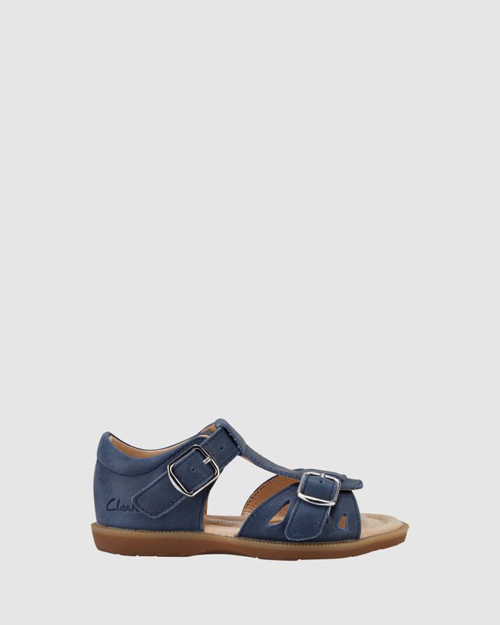 Shoes and Sox Clancey Navy