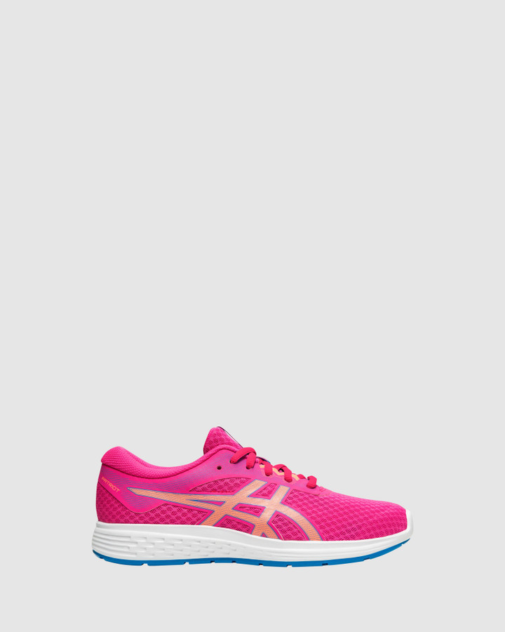 Shoes and Sox Patriot 11 Gs G Pink Glo/Coral