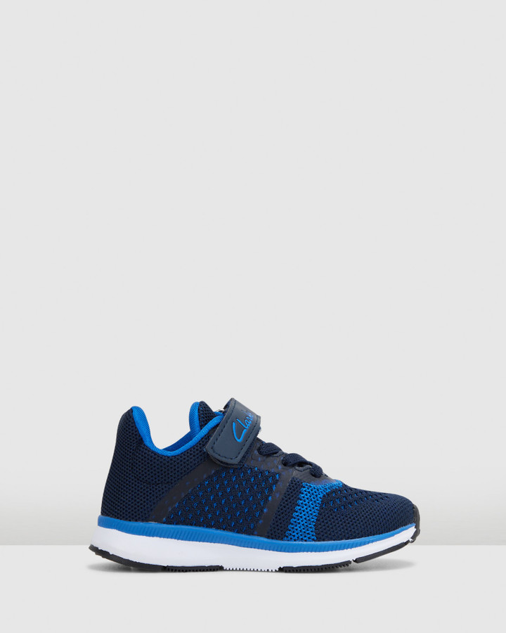 Shoes and Sox Leon Navy/Cobalt