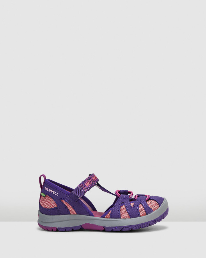 Shoes and Sox Hydro Monarch G Berry/Purple