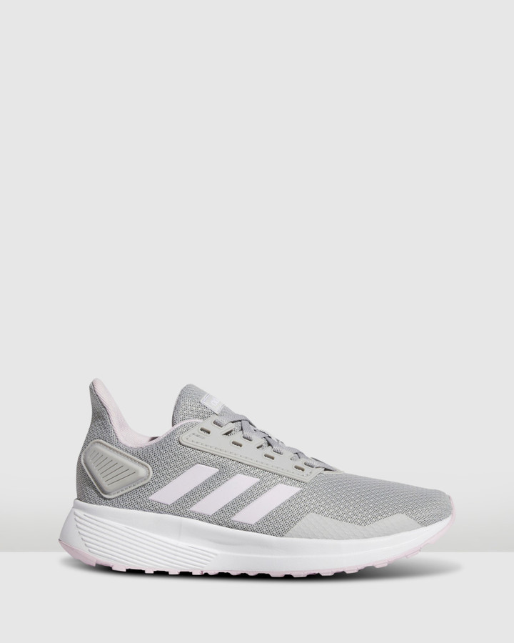 Shoes and Sox Duramo 9 K (Gs) G Grey/Pink