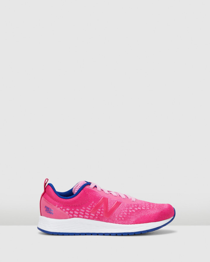 Shoes and Sox Arishi Gs G Pink/White