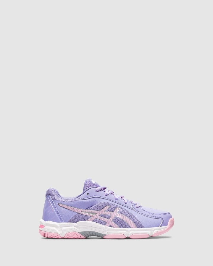 Shoes and Sox Netburner Super Gs Lilac/Pink