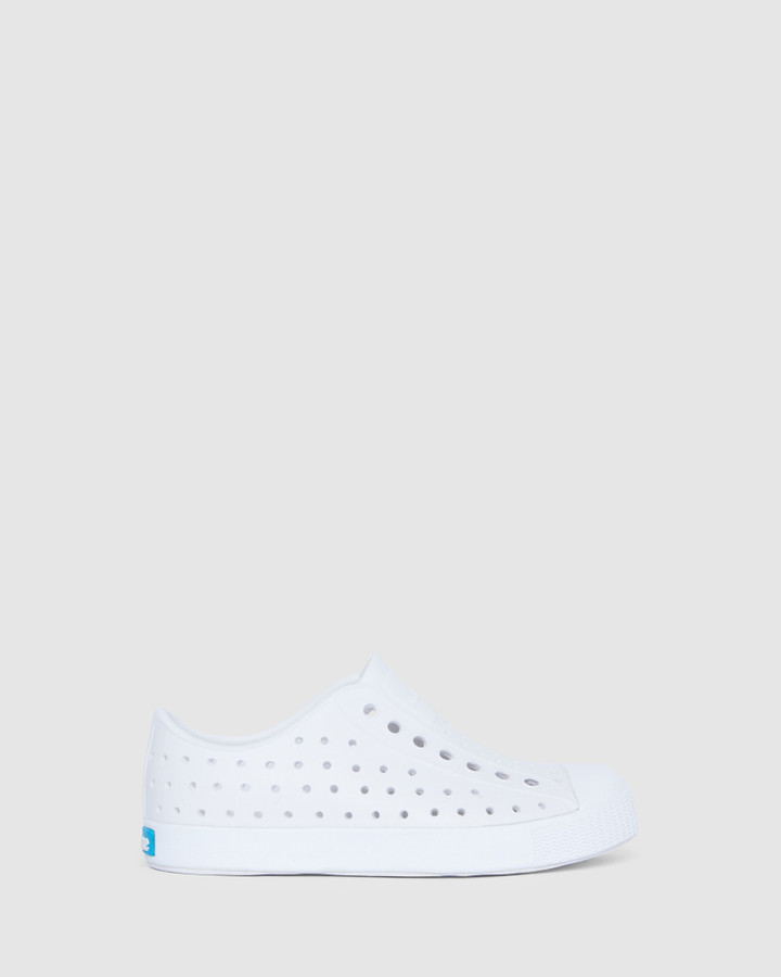 Shoes and Sox Jefferson B Ii Yth White