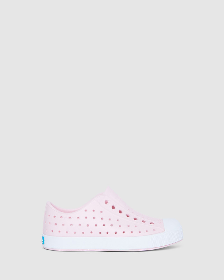 Shoes and Sox Jefferson G Ii Yth Milk Pink