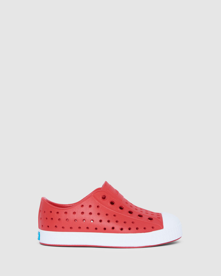 Shoes and Sox Jefferson B Ii Inf Torch Red