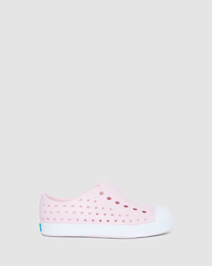 Shoes and Sox Jefferson G Ii Inf Milk Pink