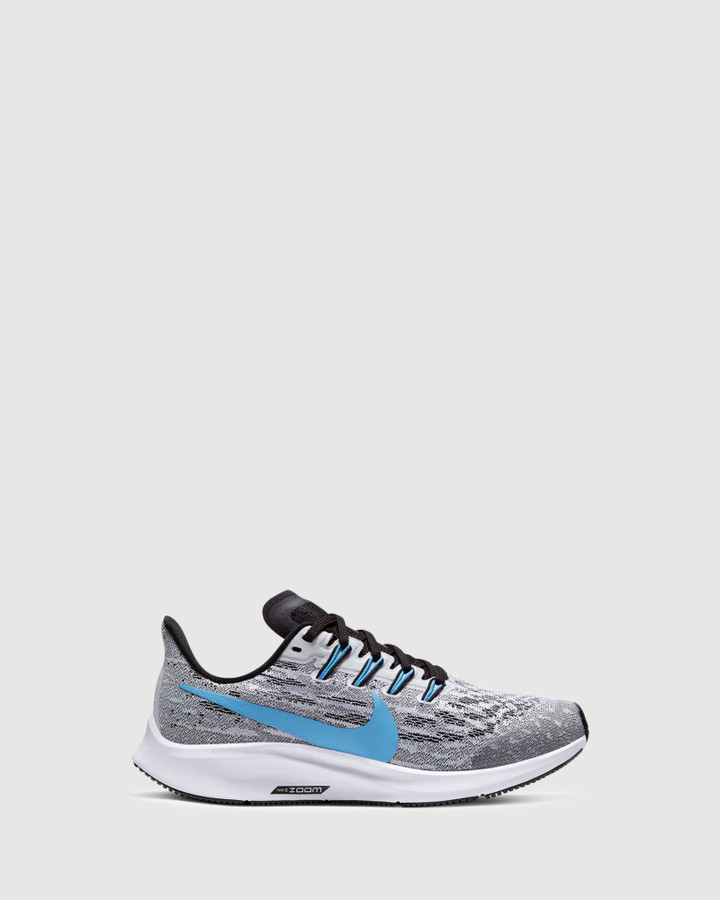 Shoes and Sox Zoom Pegasus 36 Gs B White/University Blue/Black