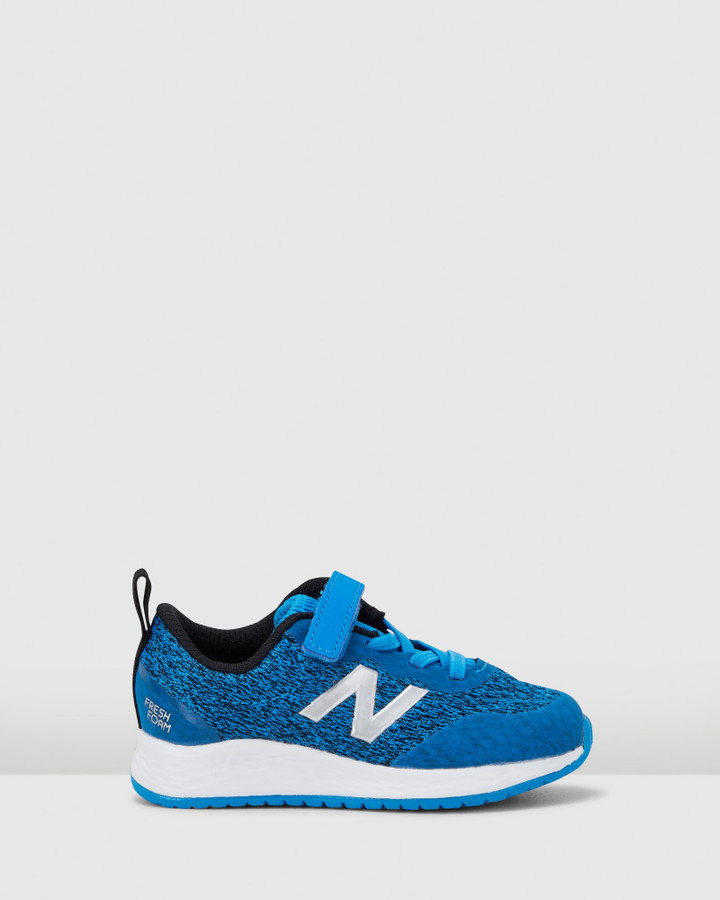 Shoes and Sox Arishi Inf B Blue/White