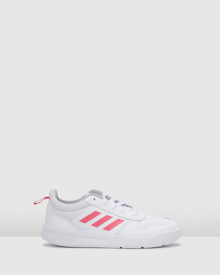Shoes and Sox Tensaur Gs G White/Real Pink