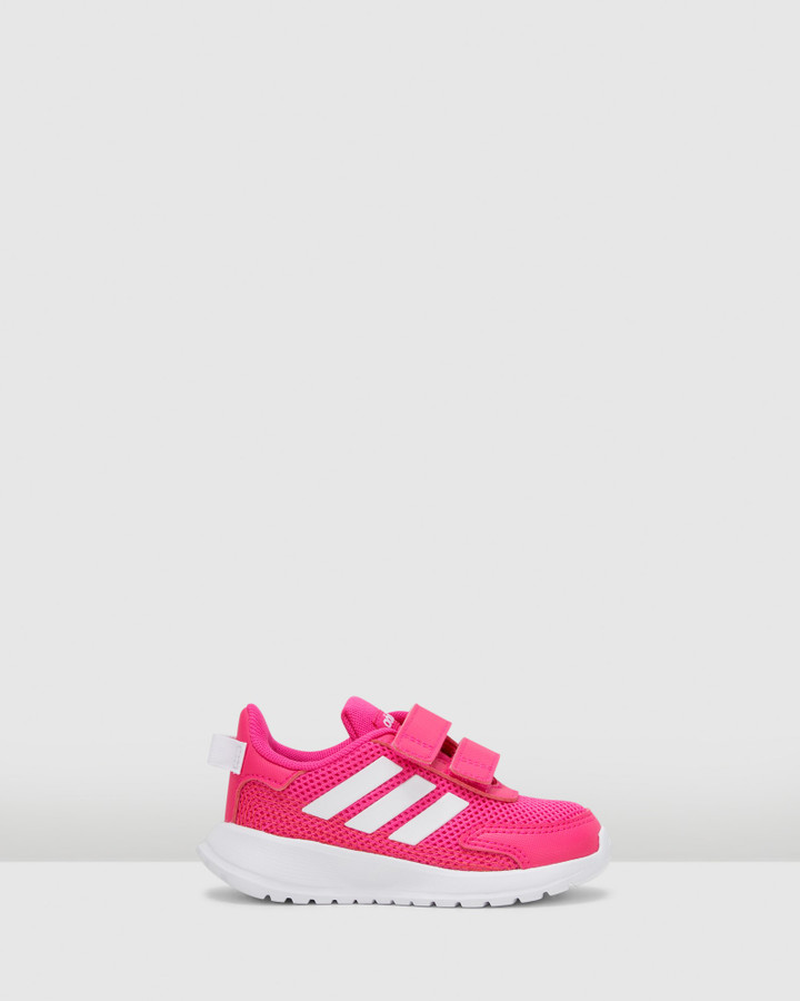 Shoes and Sox Tensaur Run Inf G Shock Pink/White