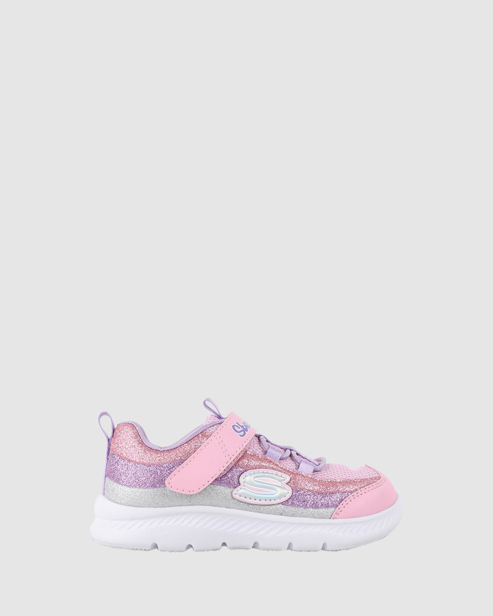 Shoes and Sox Comfy Flex 2.0 Inf G Light Pink Multi