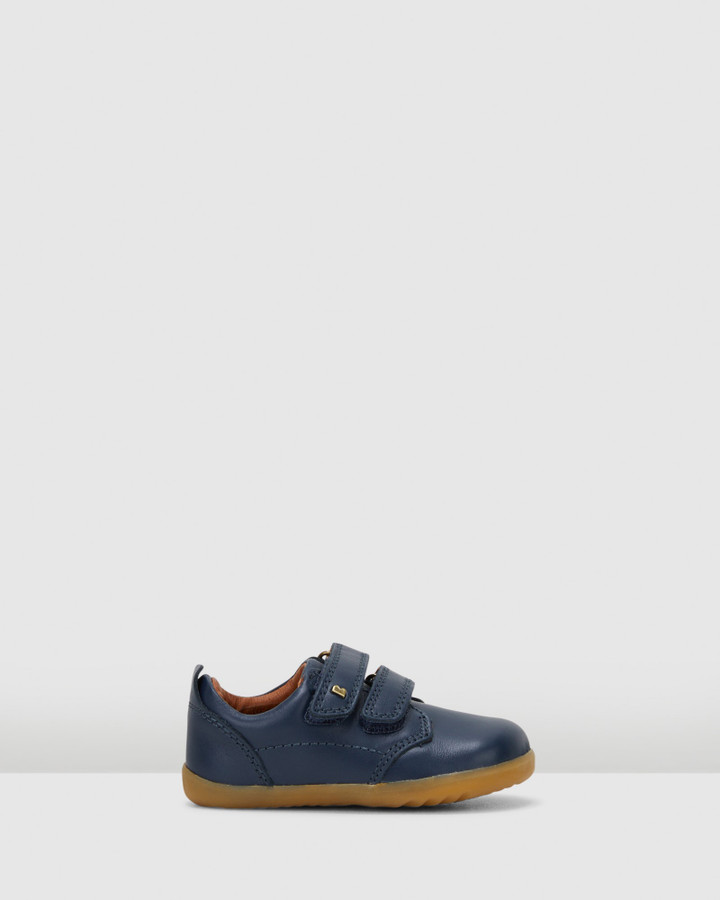 Shoes and Sox Step Up Port Iii Navy