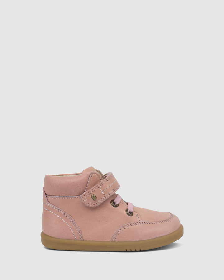 Shoes and Sox Iwalk Timber Boot G Dusk Pink