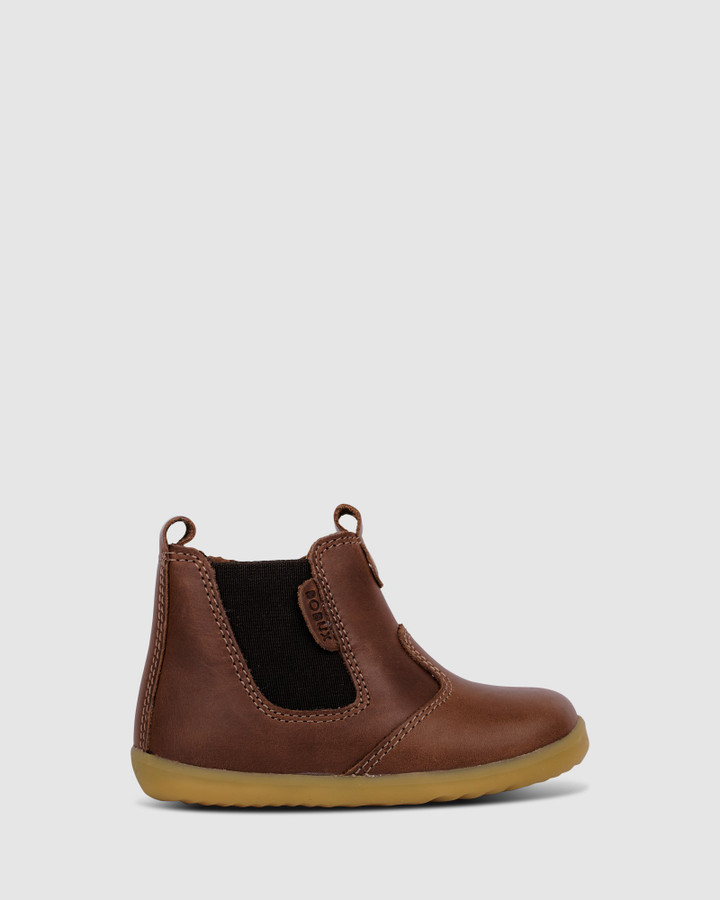 Shoes and Sox Step Up Jodhpur Boot Iii B Toffee