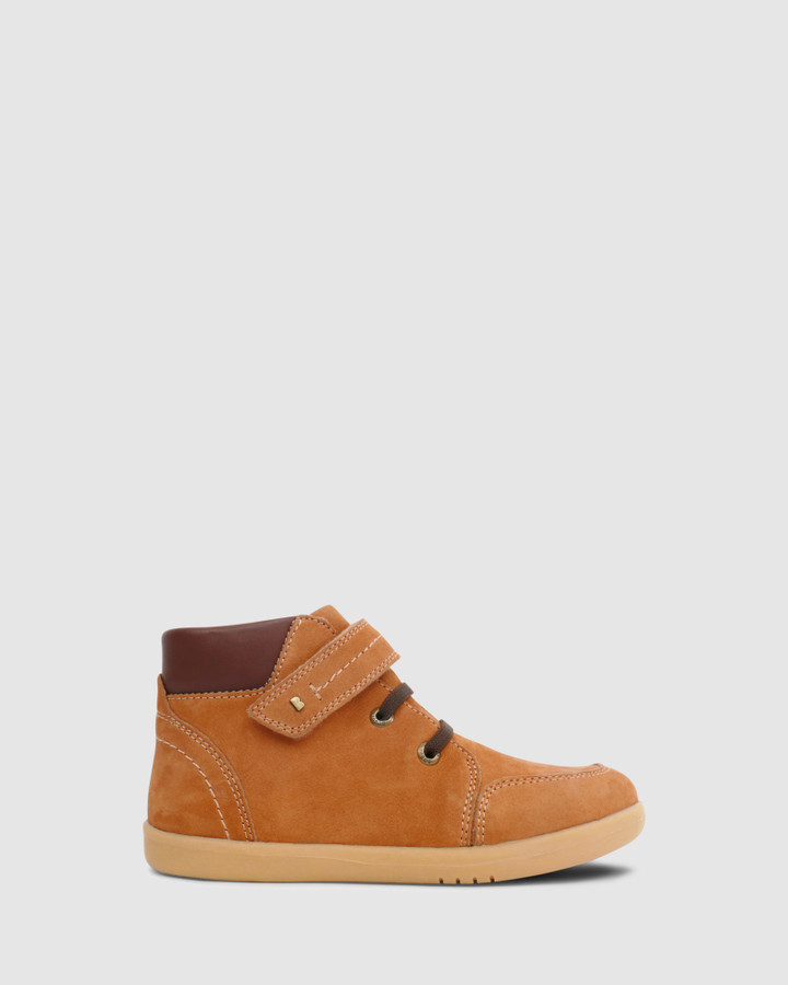 Shoes and Sox Kid+ Timber Boot Ii Mustard