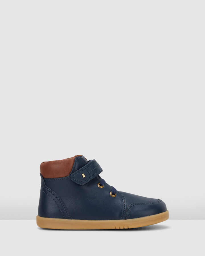 Shoes and Sox Kid+ Timber Boot Ii Navy