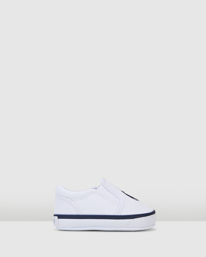 Shoes and Sox Bal Harbour Iii B White/Navy