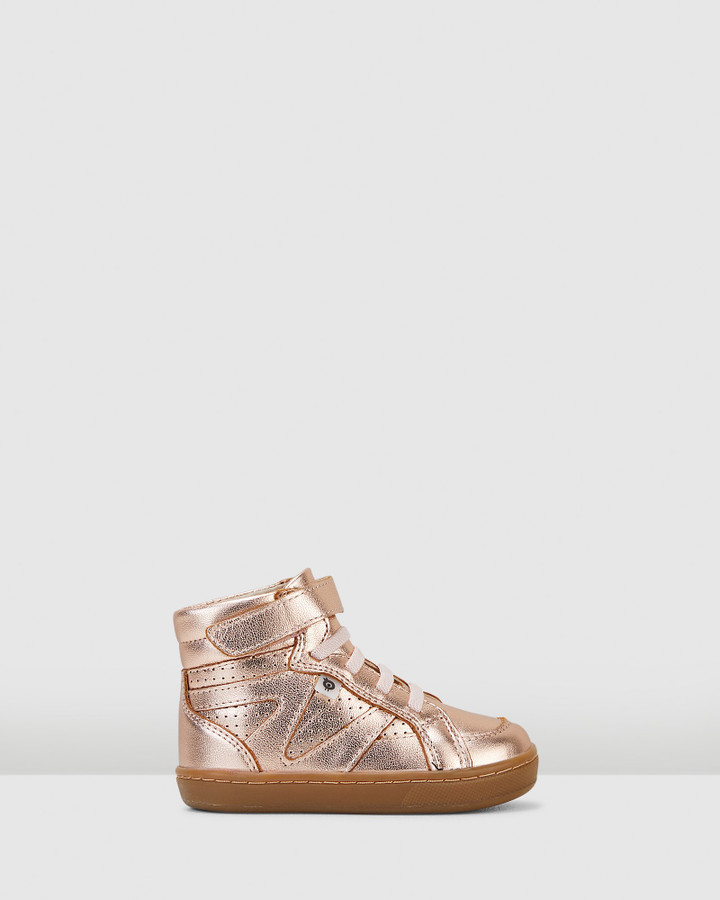 Shoes and Sox Urban Starter Shoe G Copper/Gum