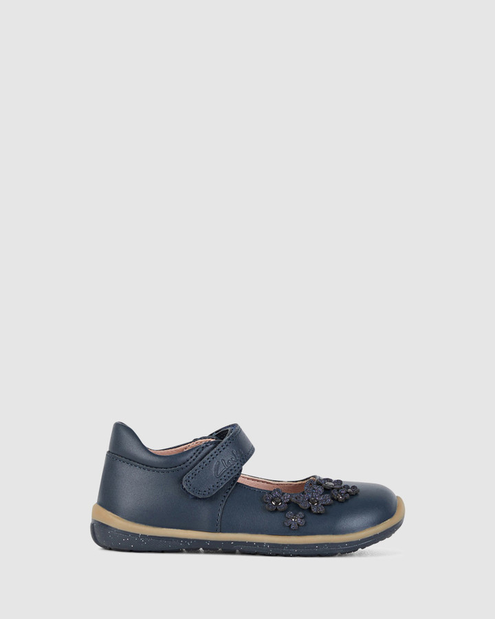 Shoes and Sox Meadow Navy