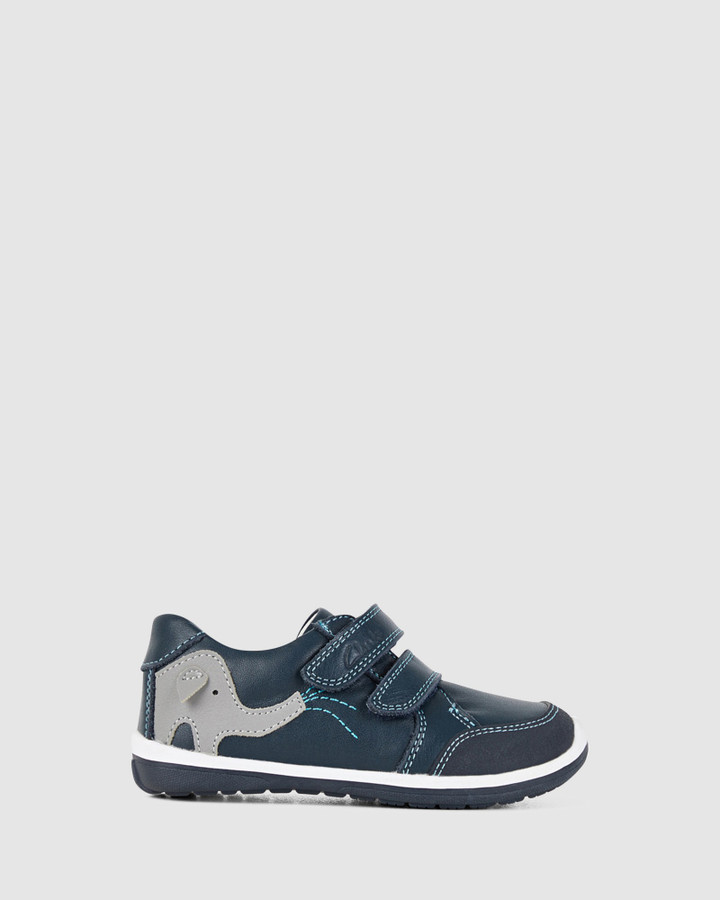 Shoes and Sox Manny Navy/Blue/Grey