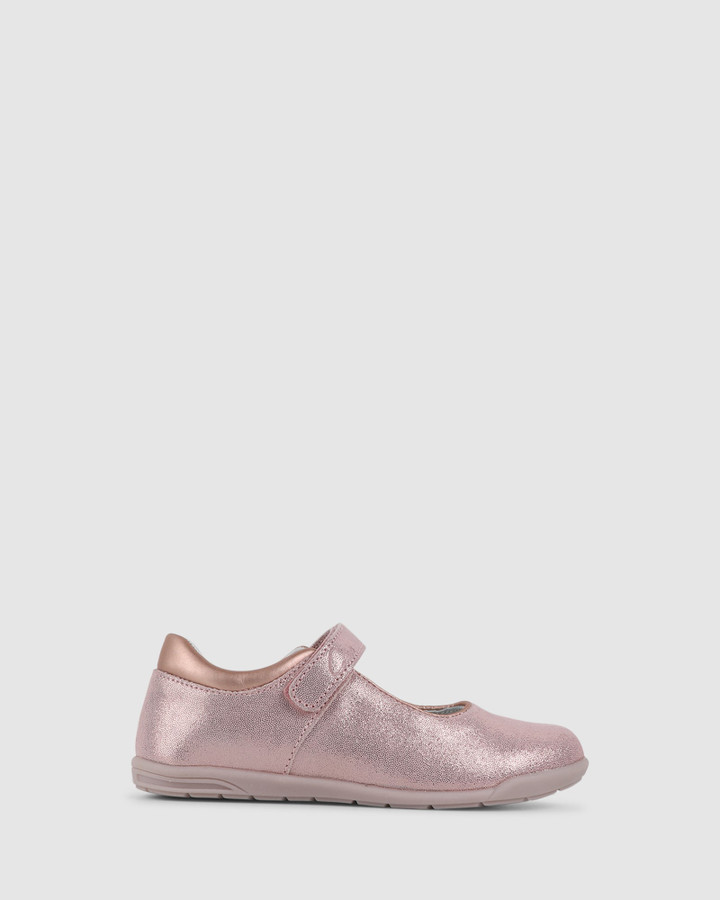 Shoes and Sox Gravity Rose Metallic